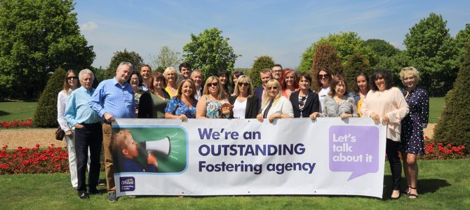 Mosaic Foster Care rated as 'Outstanding'