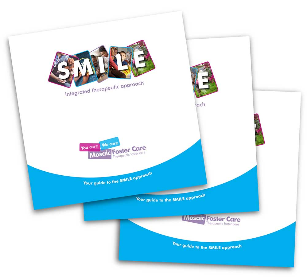 Mosaic Foster Care's SMILE Guide